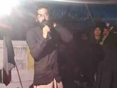 शरजील इमाम की गिरफ्तारी की कवायद तेज