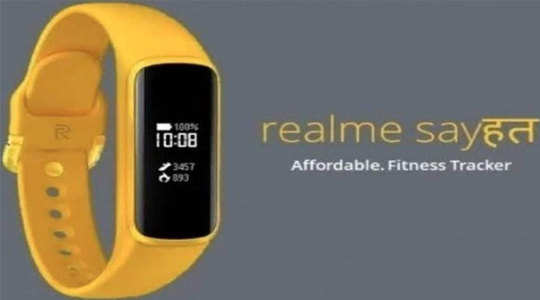 Realme Fitness Band will be launched next month, CEO confirms