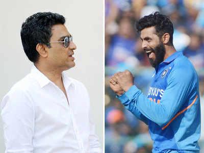 संजय मांजरेकर और रविंद्र जडेजा