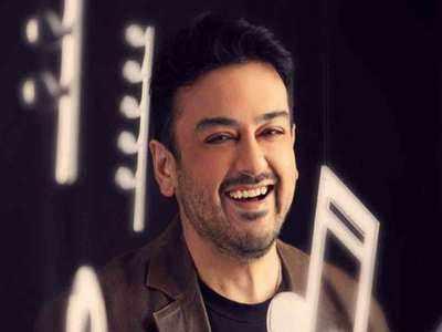 गायक अदनान सामी।