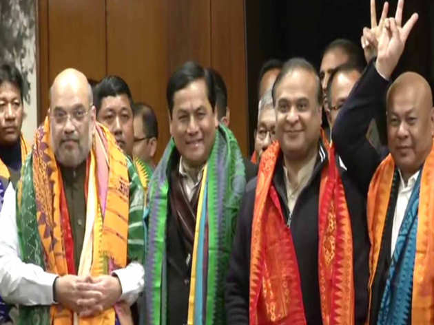 केंद्र ने बोडो अलगाववादियों के साथ असम समझौता 2020 पर किया हस्ताक्षर