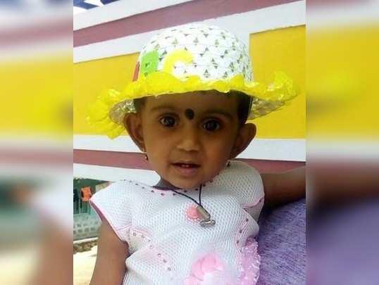 आईने कीटकनाशक पाजलेल्या बालिकेचा मृत्यू