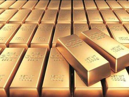 सोन्याच्या आयातीत६.७७ टक्क्यांची घट