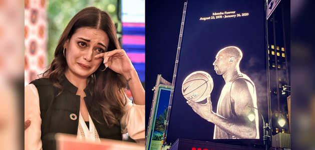 Dia Mirza gets emotional on Kobe Bryant's death, says some really great people and species are being lost in this world