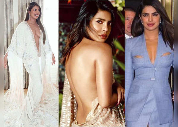 प्रियंका ने पहनी कभी 'काजू कतली' तो कभी 'मछली' ड्रेस