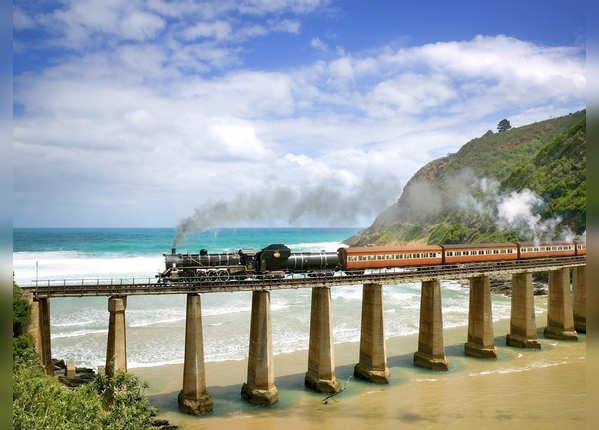 आउटेनिक्वा रेलमार्ग, साउथ अफ्रीका