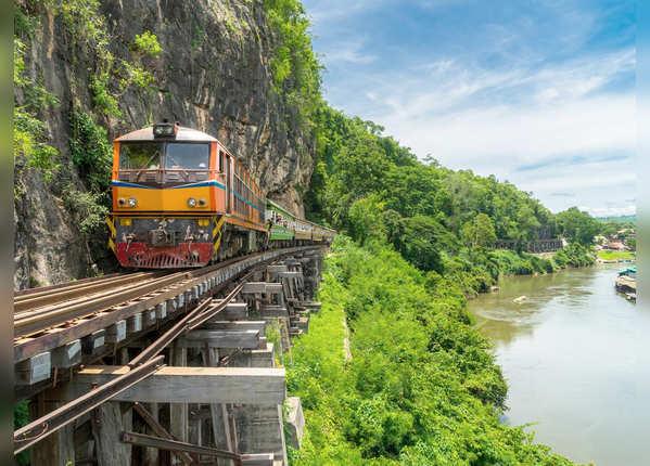 द डेथ रेलवे, थाईलैंड