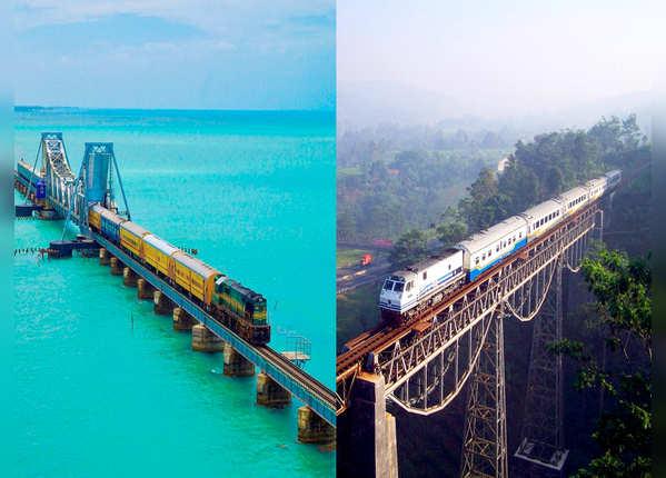 दुनिया के 10 सबसे खूबसूरत और खतरनाक रेल रूट्स