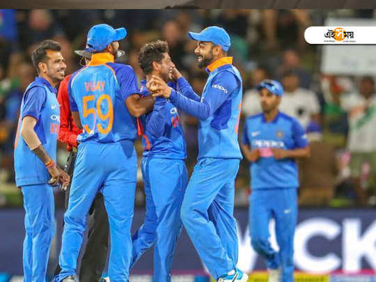 Team india going to create history in the last T20 match against new zealand