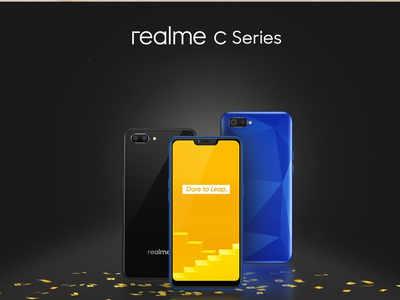रियलमी Realme C3 स्मार्टफोन लाने जा रही है