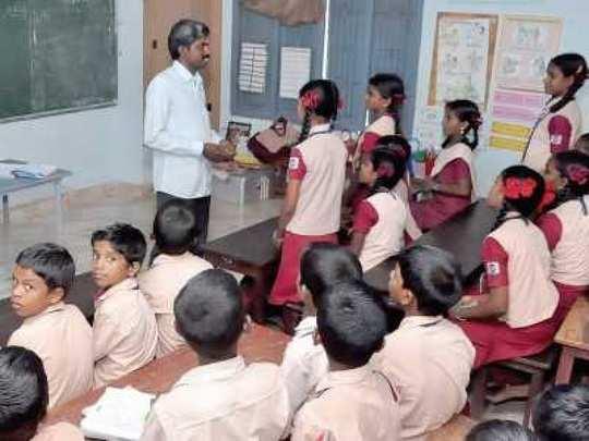 TN Govt School Biometric Attendance