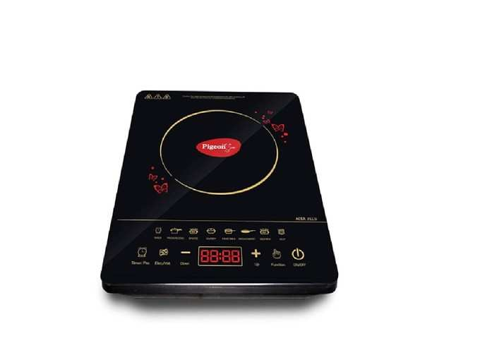 Pigeon by Stovekraft Acer Plus 1800-Watt Induction Cooktop