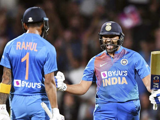 पहली बार न्यू जीलैंड में टी20 सीरीज जीता भारत