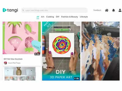 Google brought video making app Tangi against TikTok, learn everything