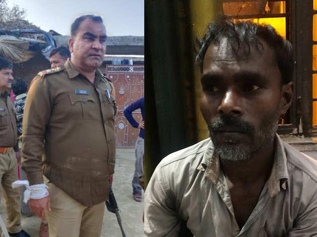 आरोपी को पकड़ने और बच्चों को बचाने के लिए मौजूद है पुलिस