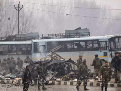 पिछले साल 14 फरवरी को हुआ था पुलवामा हमला