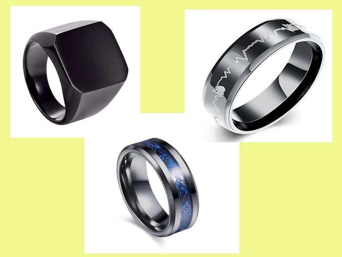 Ring for boyfriend