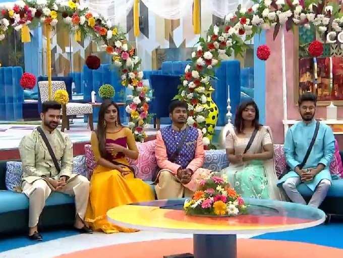 ಕನ್ನಡ ಬಿಗ್ ಬಾಸ್ ಫಿನಾಲೆಯ ಕಲರ್ಫುಲ್ ಕ್ಷಣಗಳು!
