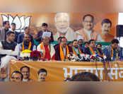 दिल्ली चुनाव: बीजेपी ने जारी किया अपना घोषणा पत्र