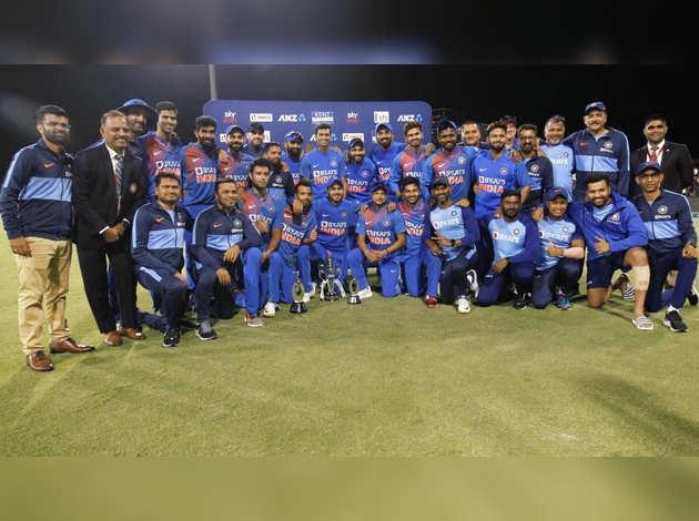 T20: भारत का धांसू धमाल, न्यू जीलैंड में रचा इतिहास