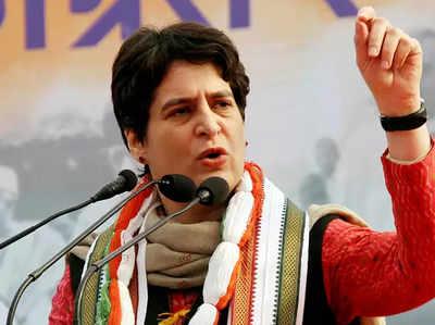 प्रियंका गांधी के नेतृत्व में यूपी में खुद को मजबूत करने में जुटी कांग्रेस