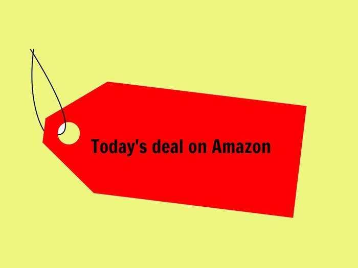 Todays deal on Amazon