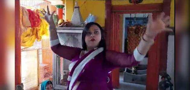 देखें, निर्भया के दोषियों की फांसी पर लगी रोक, नाराज किन्नर ने किया 'शिव तांडव नृत्य'