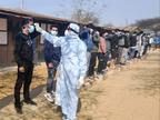 मानेसर सेंटर में चीन से आए भारतीयों की जांच
