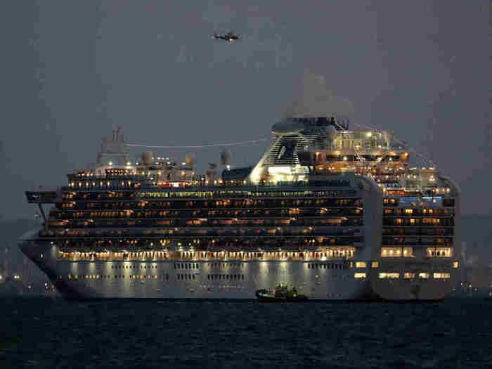corona ship
