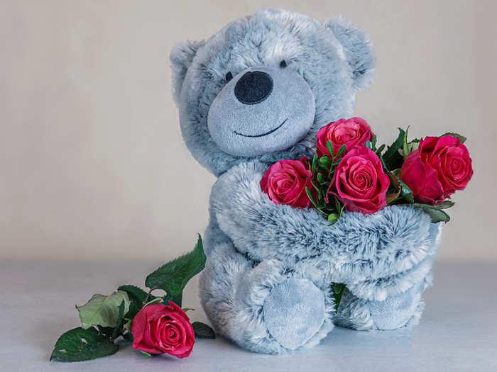 Teddy bear on amazon
