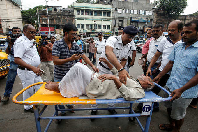 Medical services in several states hit as doctors protest