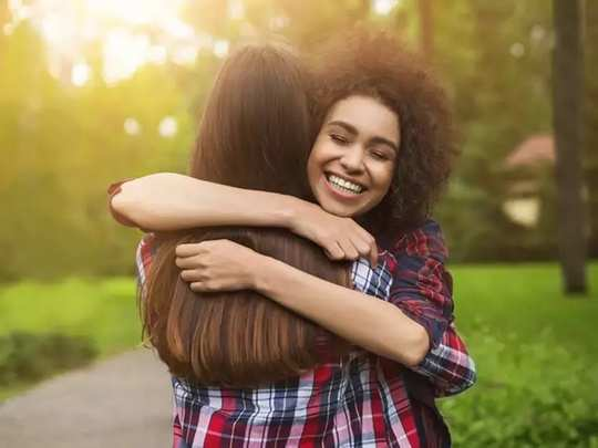 hugging benefits