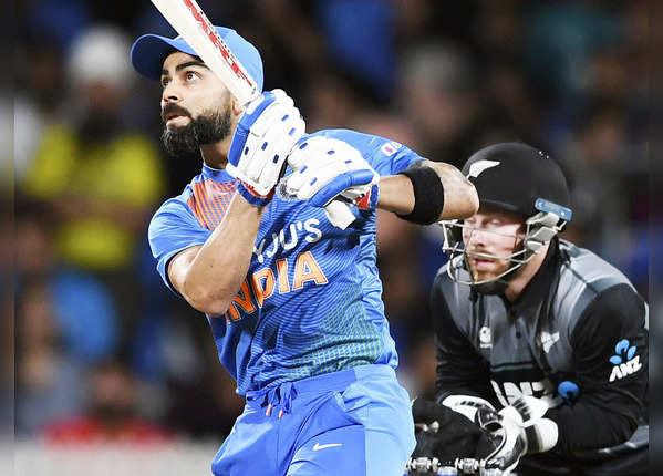 वनडे: NZ में भारतीयों के टॉप-4 स्कोर