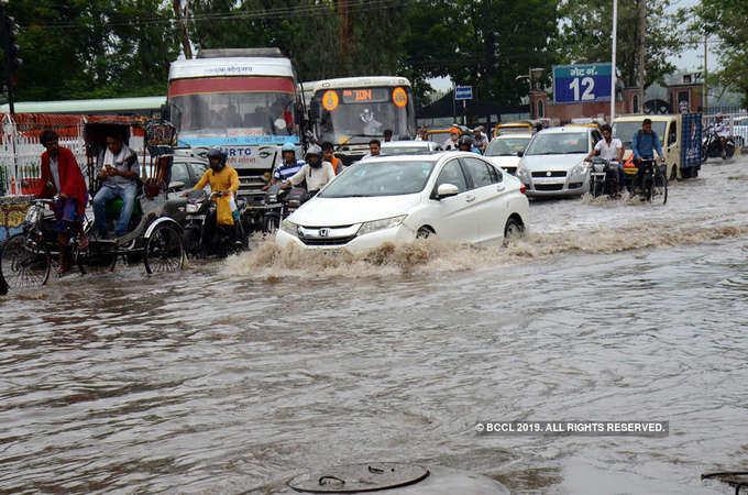 10 killed in lightning, thunderstorm & rain in Bihar