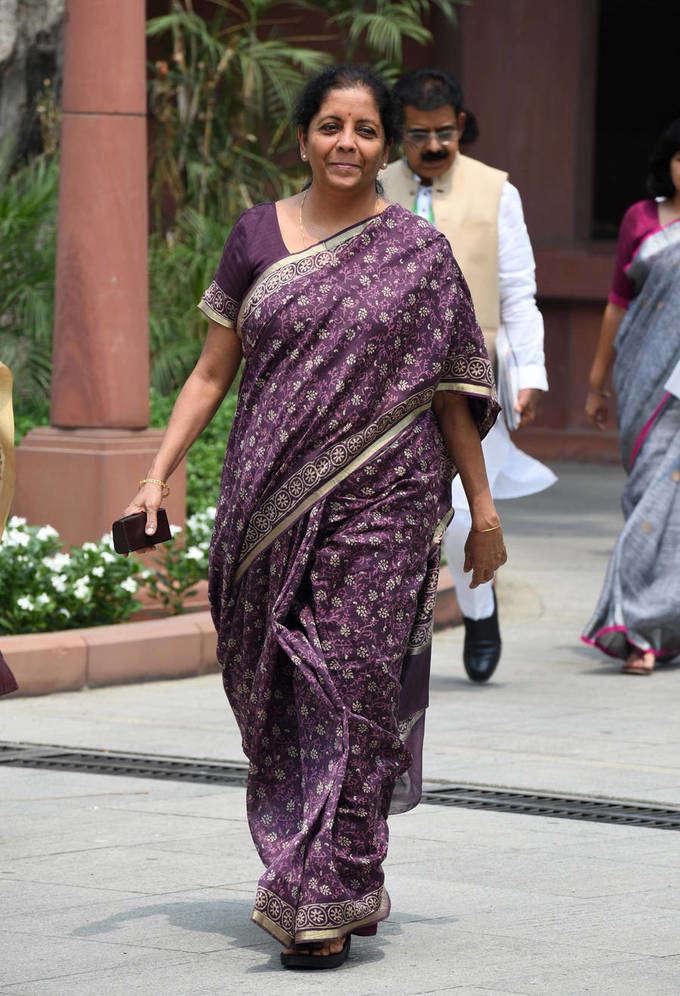 Demonetisation had no effect on Indian economy: Sitharaman