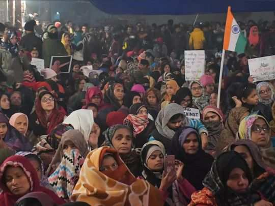 Shaheen Bagh protest