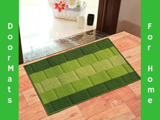 घर की चौखट पर रखें ये Artificial Grass Door Mats, Amazon दे रहा है भारी डिस्काउंट