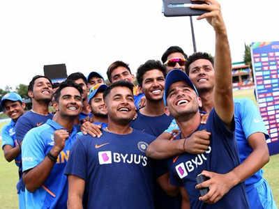 भारतीय अंडर-19 क्रिकेट टीम (तस्वीर- ट्विटर से)