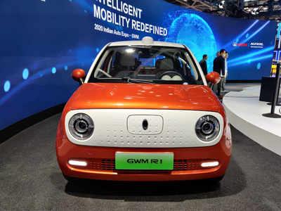 ग्रेट वॉल मोटर्स की सस्ती इलेक्ट्रिक कार