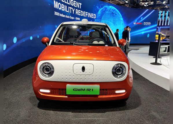 भारत में लॉन्च हुई इलेक्ट्रिक कार