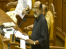 thomas isaac analyse kiifbi projects in his budget speech