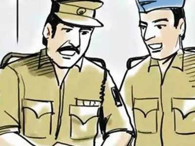 आरोपी की तलाश में जुटी पुलिस
