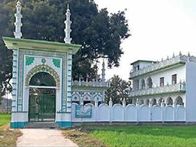 शाहगड़ा बाबा का घर है धन्नीपुर