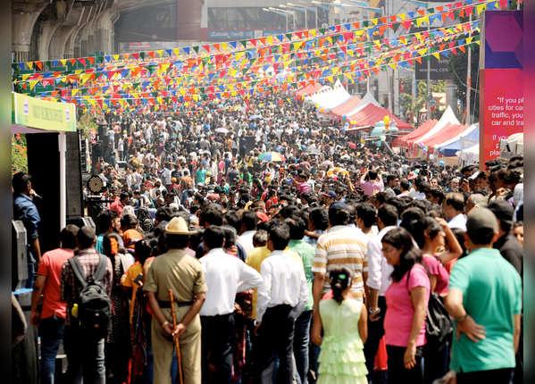 एमजी रोड, बेंगलुरु