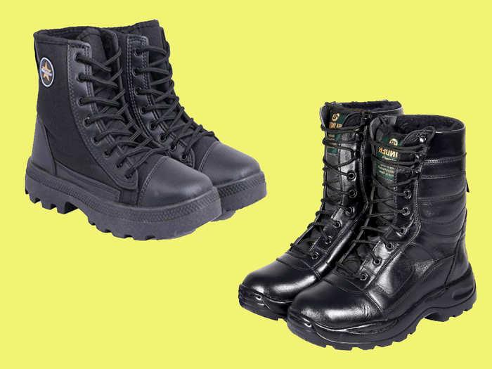 long boot for men