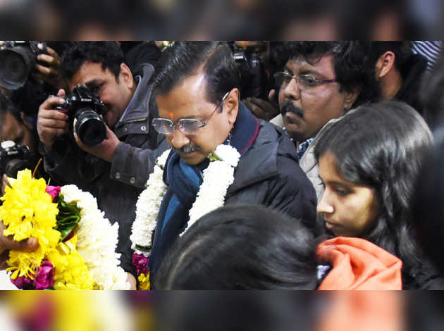 दिल्ली चुनाव: एग्जिट पोल में आम आदमी पार्टी को पूर्वी और पश्चिमी दिल्ली समेत कई इलाकों में बंपर सीटें