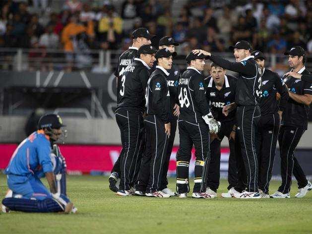 India vs New Zealand: दूसरे वनडे में भारत की हार के रहे ये पांच कारण