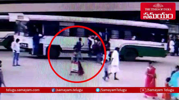 on cam inter student dies while trying to catch moving bus in chevella