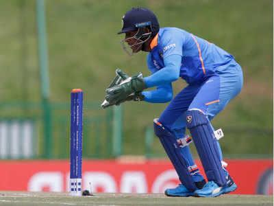 उम्र: 19 वर्ष, मैच: 6, रन: 89 हाईएस्ट: 52*, 100-50: 0-1 उम्दा विकेटकीपर और बल्लेबाज हैं। बिग मैच प्लेयर बनकर उभरे, जब पिछले महीने साउथ अफ्रीका के खिलाफ 4 देशों की वनडे सीरीज के फाइनल में सेंचुरी बनाकर भारत को चैंपियन बनाया।