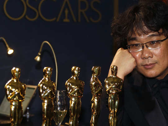 all winners list and pictures of oscar awards 2020